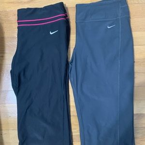 Nike Dry fit Cropped pants